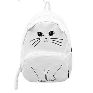 Handbags - Kawaii kitty backpack